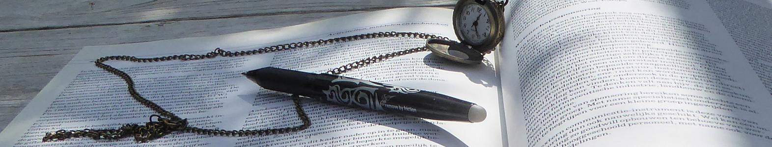 Page-Pen-Clock for slider – 300